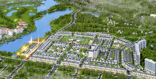 Cơ hội vàng sở hữu biệt thự view hồ phiên bản giới hạn tại Vĩnh Yên - 2
