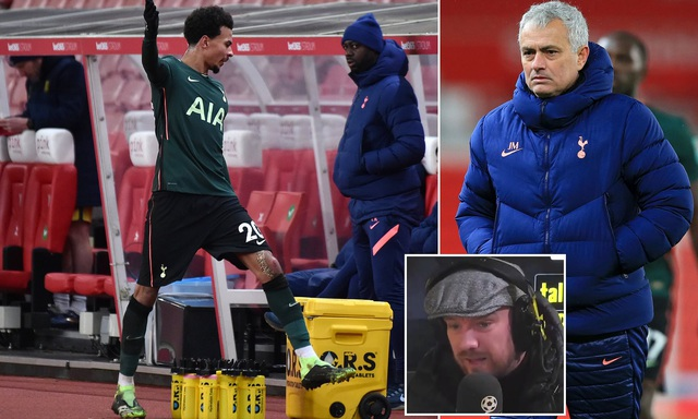 Đối xử tệ với ngôi sao Tottenham, HLV Mourinho nhận cái kết đắng - 1