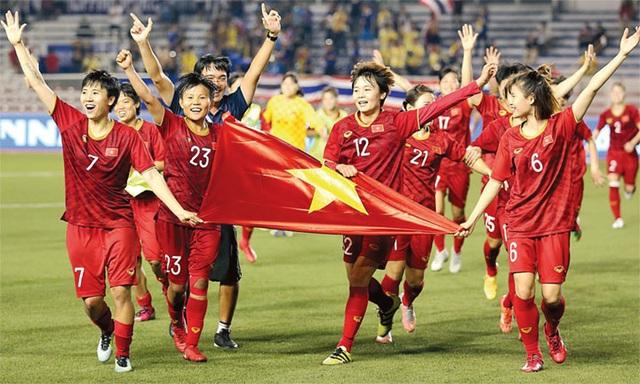 Cánh cửa dự World Cup bất ngờ rộng mở với đội tuyển nữ Việt Nam - 1