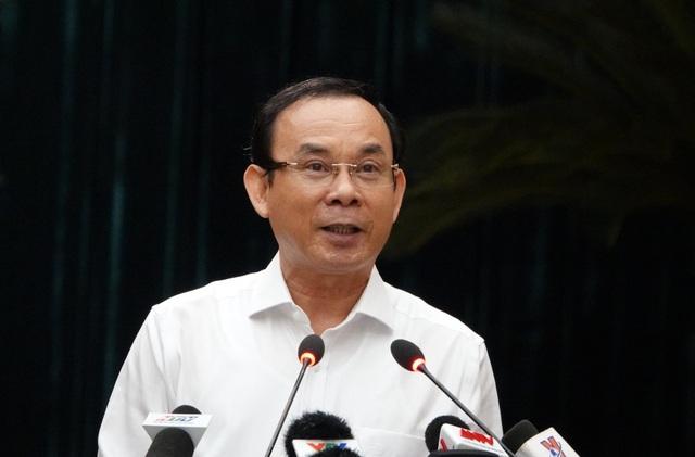 Bí thư Nguyễn Văn Nên: Công tác đánh giá cán bộ còn nể nang, hình thức - 1