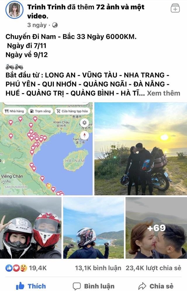 Cặp đôi 9x dành 33 ngày đi 6.000km du lịch khắp Việt Nam - 10