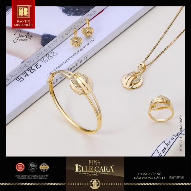 Mách bạn địa chỉ mua vàng và trang sức chính hiệu - 4