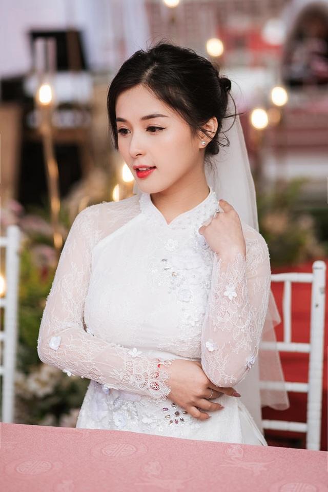 Hot girl dân tộc Tày diện áo cưới xinh lung linh, lên xe hoa về nhà chồng - 12