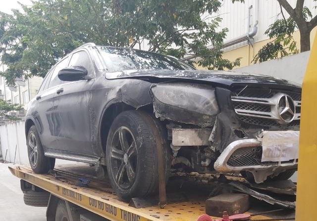 Hơn 5 tháng vẫn chưa chốt được trách nhiệm vụ cháy xe Mercedes GLC? - 1