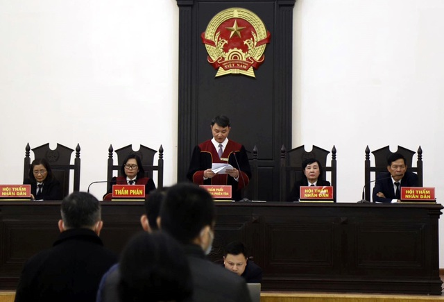 Trùm đa cấp Lê Xuân Giang lĩnh án chung thân - 1
