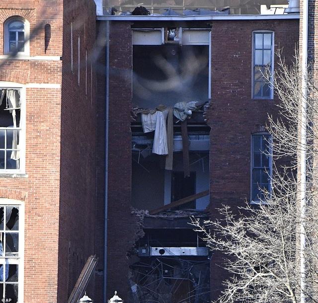 Vụ nổ kinh hoàng làm rung chuyển thành phố Mỹ - 11