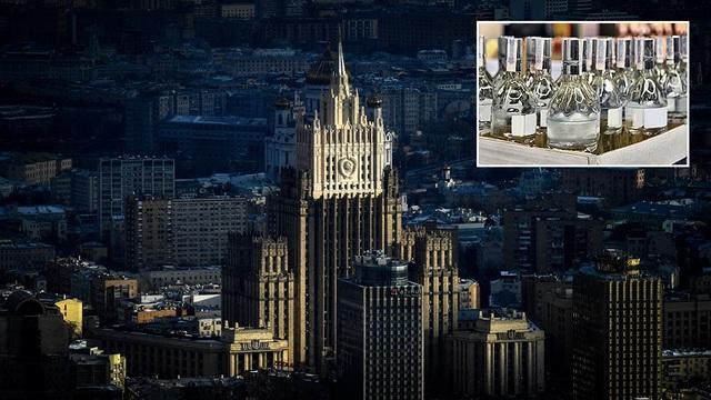 Hơn 1 triệu USD tiền mặt biến mất bí ẩn khỏi trụ sở Bộ Ngoại giao Nga - 1