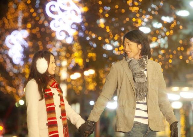 Lễ hội tình yêu ẩn trong dịp Giáng sinh tại xứ Phù Tang - 1