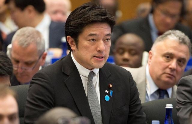 Thứ trưởng Quốc phòng Nhật Bản công khai kêu gọi ông Biden hỗ trợ Đài Loan - 1