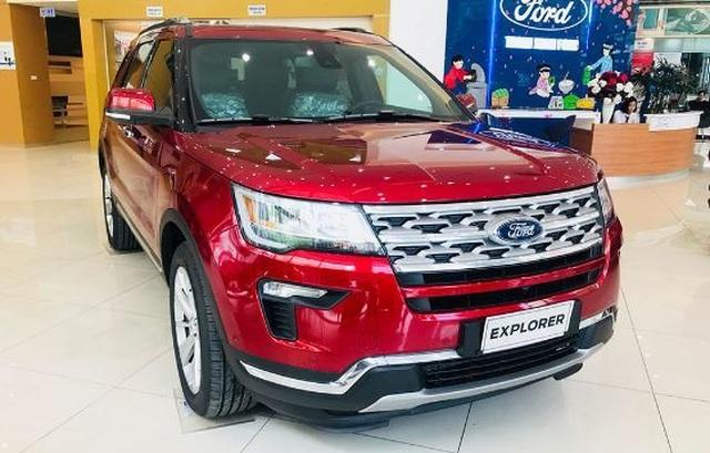 Những mẫu ô tô giảm giá sập sàn trong năm 2020 - 3