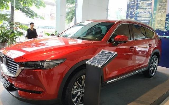 Những mẫu ô tô giảm giá sập sàn trong năm 2020 - 6
