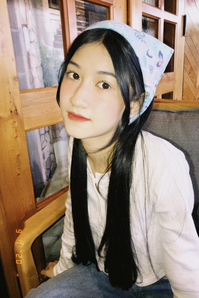 Nữ sinh ĐH Nha Trang đẹp tựa diễn viên Hoa ngữ - 5