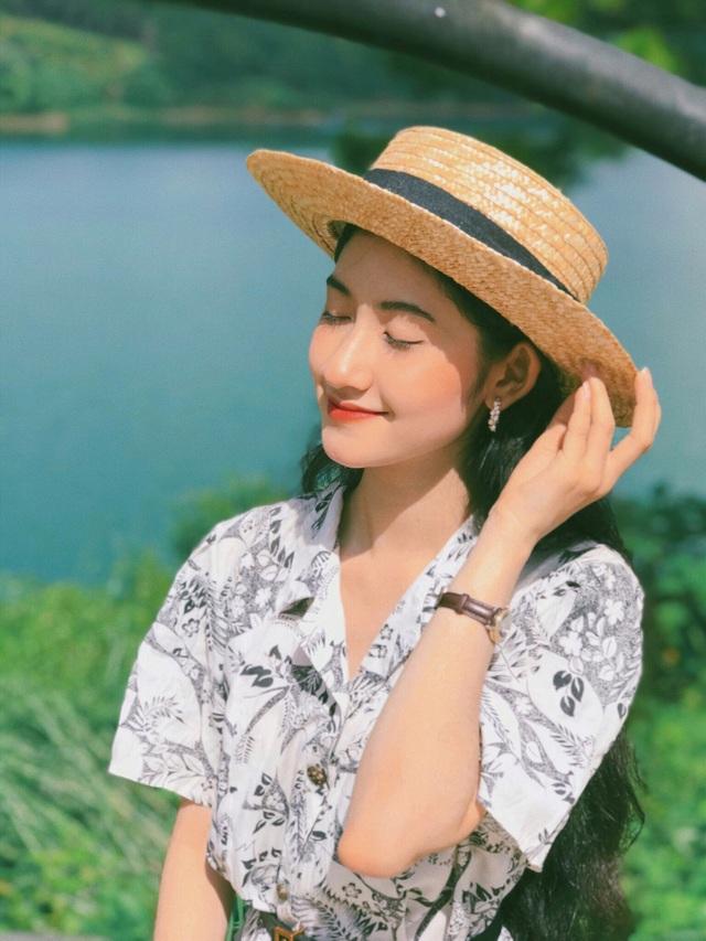 Nữ sinh ĐH Nha Trang đẹp tựa diễn viên Hoa ngữ - 9