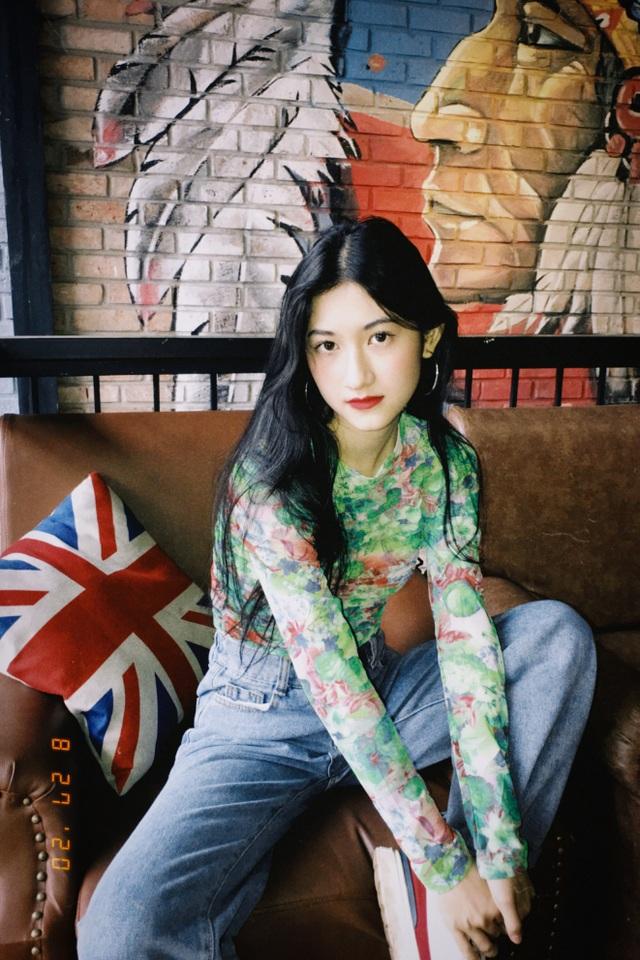 Nữ sinh ĐH Nha Trang đẹp tựa diễn viên Hoa ngữ - 13