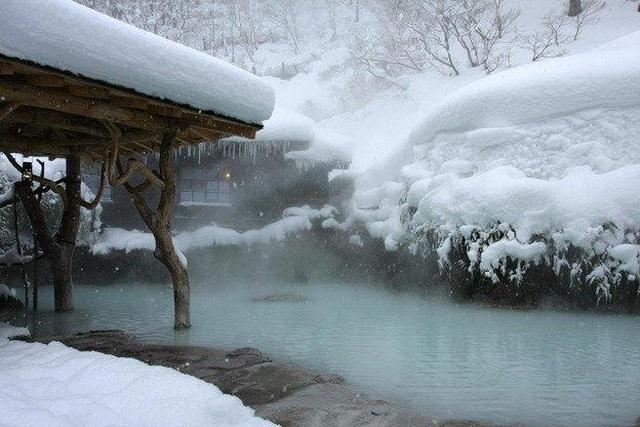 Tắm onsen tại khu trượt tuyết đẳng cấp thế giới - 3