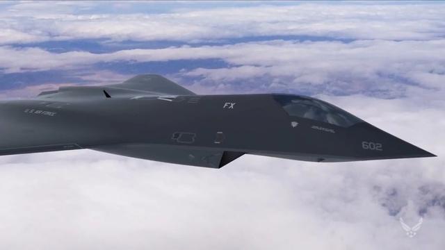 Mỹ tiết lộ tính năng khủng trên máy bay chiến đấu thế hệ 6 - 1