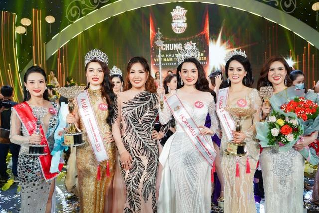 Nhà báo Đặng Gia Bena: Không có việc mua, bán giải Hoa hậu Doanh nhân Việt Nam Toàn cầu 2020 - 3
