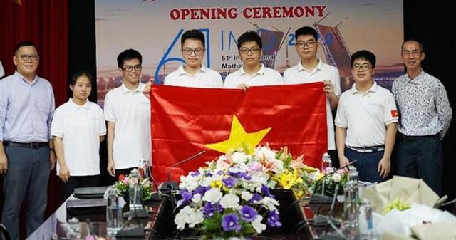 Những kết quả xuất sắc của giáo dục Việt Nam trên trường quốc tế 2020 - 3