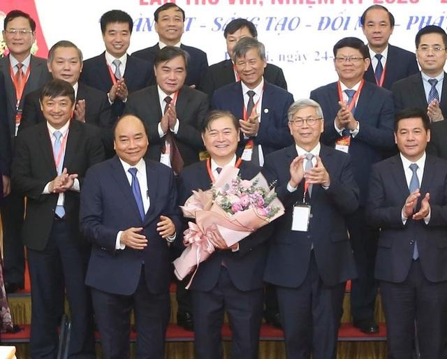 Tiến sĩ Phan Xuân Dũng trở thành tân Chủ tịch Liên hiệp Hội Việt Nam - 1