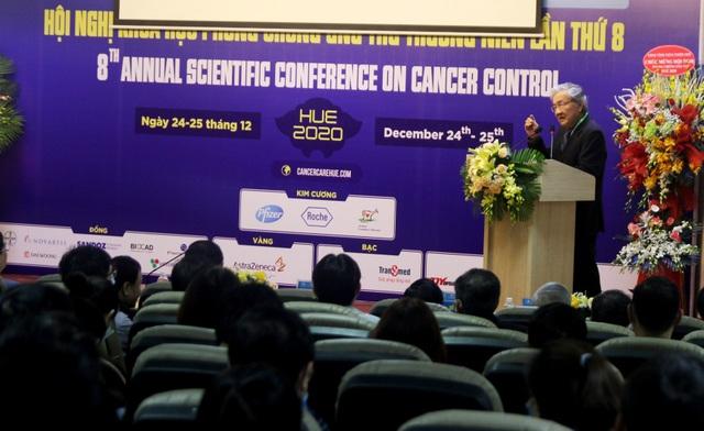 Việt Nam mỗi năm có 115.000 bệnh nhân tử vong do ung thư - 2