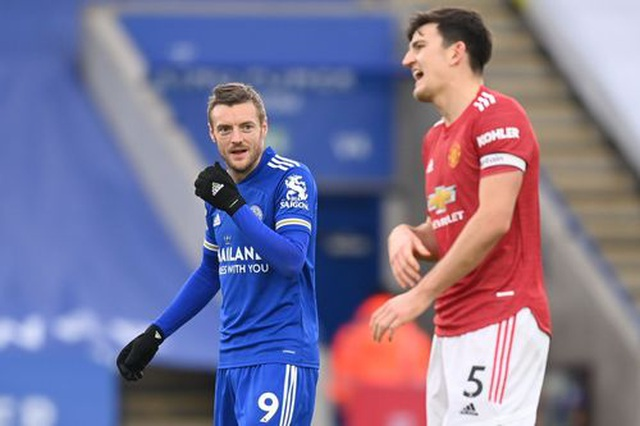 Leicester 2-2 Man Utd: Chia điểm trong thất vọng - 6