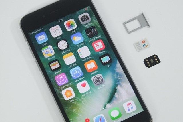 Cẩn thận khi mua iPhone cũ vào lúc này - 1