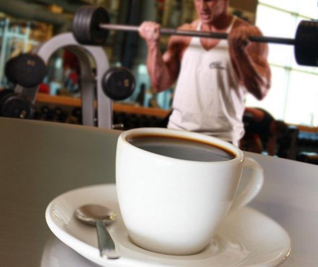 Uống cà phê giúp bạn... khỏe khoắn, dẻo dai hơn - 2