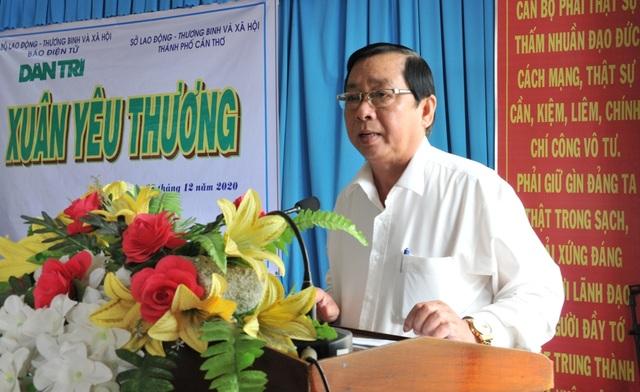 Mang Xuân yêu thương đến với gia đình chính sách còn khó khăn tại Cần Thơ - 4