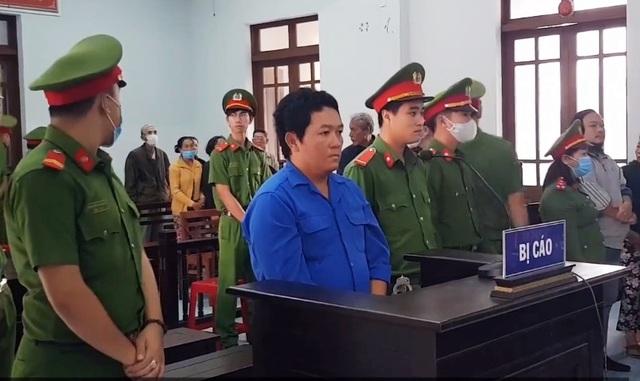 Tài xế uống rượu say lái ô tô tông chết 4 người ở Phú Yên lãnh án - 1