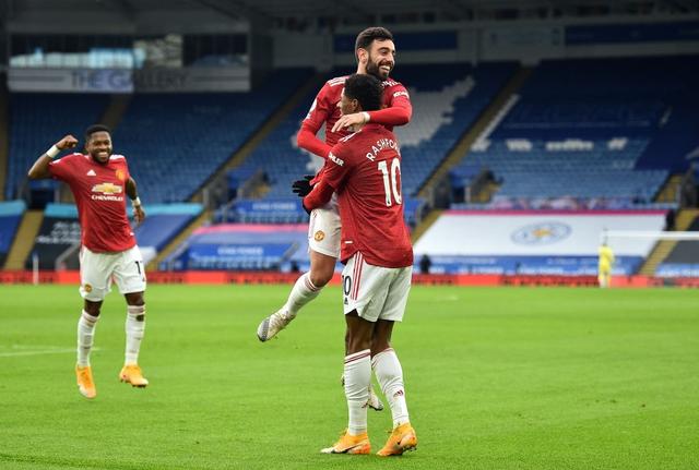 Hàng thủ lỏng lẻo, Man Utd tuột chiến thắng trước Leicester - 7