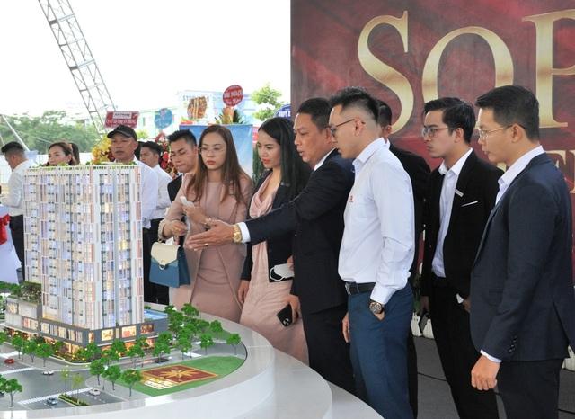 Kiên Giang: Xây dựng chung cư đa chức năng ở khu lấn biển Rạch Giá - 1