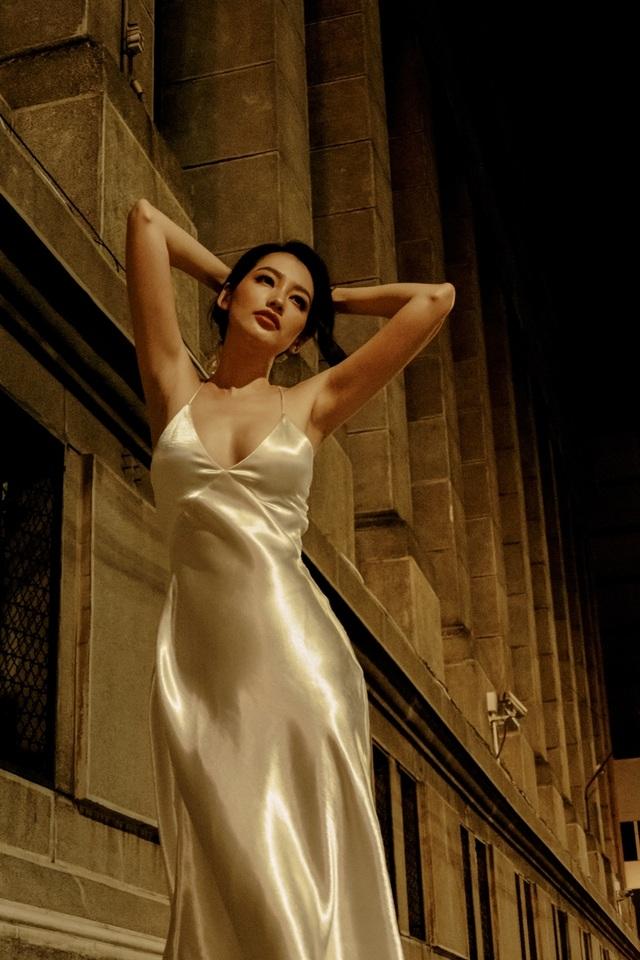 Ông xã Trương Tri Trúc Diễm không khó chịu khi vợ diện trang phục gợi cảm - 7