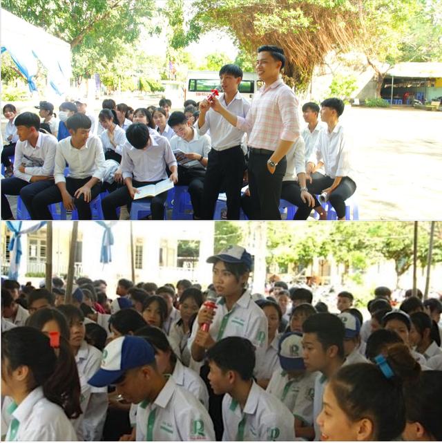 Bình Phước: Tư vấn 15.000 học sinh THPT hướng ra nghề nghiệp - 3