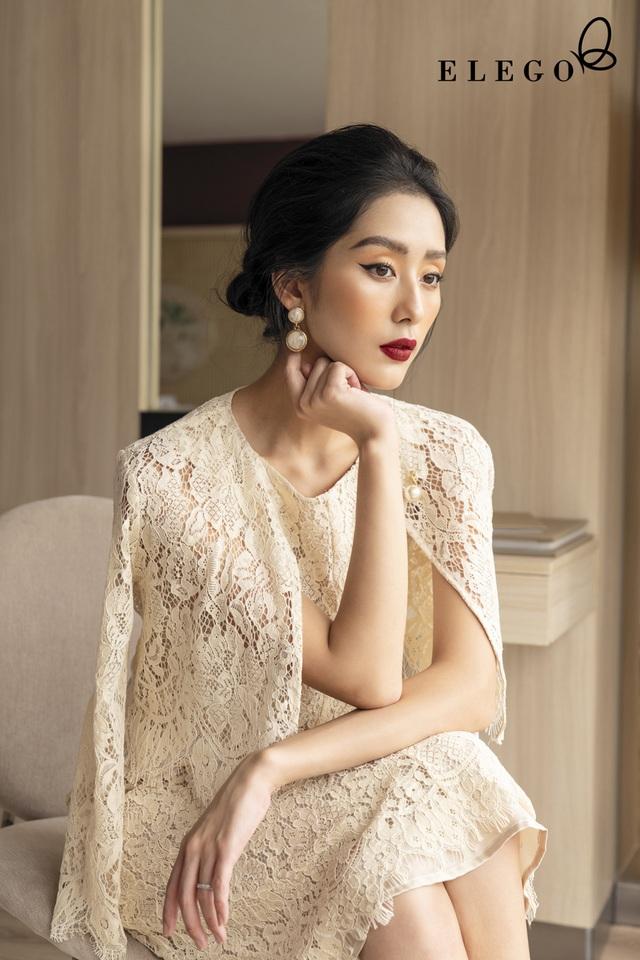 Sang chảnh với ren từ thương hiệu thời trang cao cấp ELEGO - 1