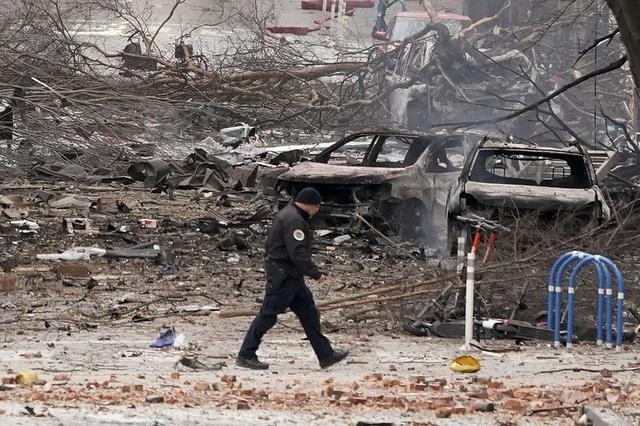 Nghi phạm đánh bom Nashville chết tại hiện trường, nghi mắc bệnh ảo tưởng - 1
