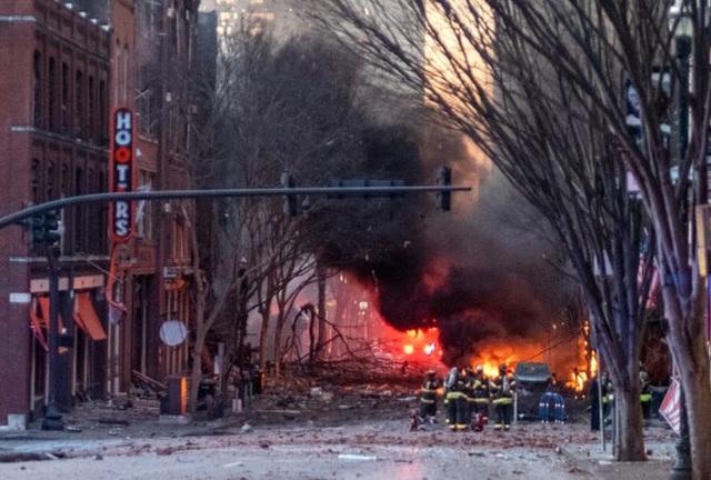 Ám ảnh tiếng gào khóc, la hét trong vụ nổ như bom tại Mỹ - 1
