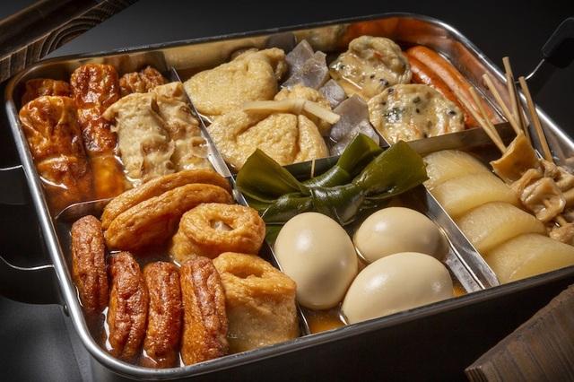 Oden: Món ăn xoa dịu tinh thần trong mùa đông lạnh giá - 1