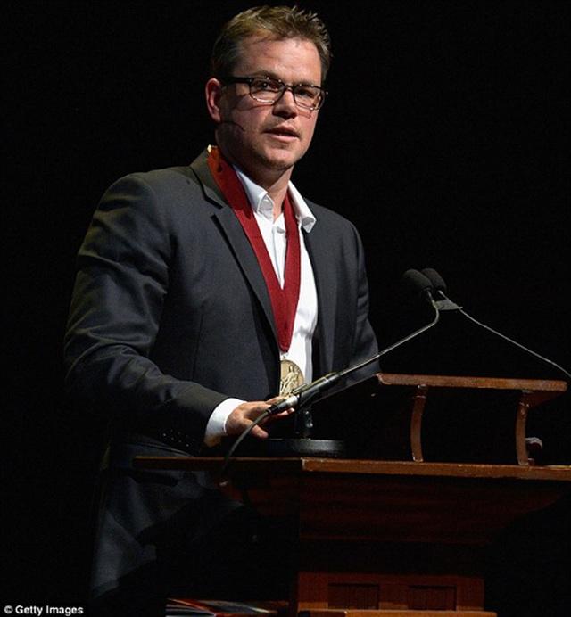 Matt Damon - Tài tử sở hữu IQ 160 và đường học vấn dở dang ở Harvard - 4