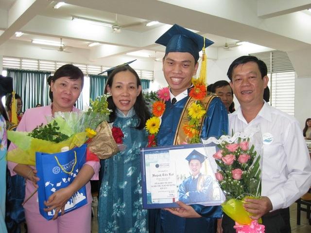 Tiến sĩ trẻ Huỳnh Tấn Lợi và ước muốn cống hiến trong ngành Môi trường - 2