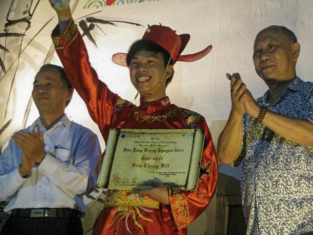 Tiến sĩ trẻ Huỳnh Tấn Lợi và ước muốn cống hiến trong ngành Môi trường - 3