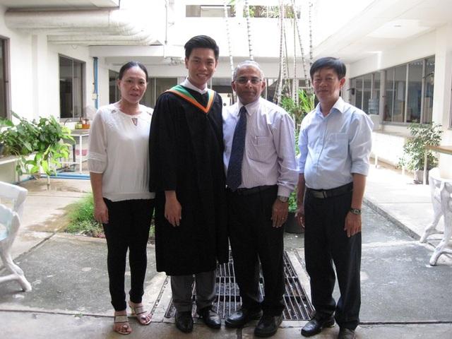 Tiến sĩ trẻ Huỳnh Tấn Lợi và ước muốn cống hiến trong ngành Môi trường - 5