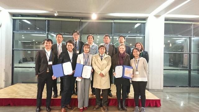 Tiến sĩ trẻ Huỳnh Tấn Lợi và ước muốn cống hiến trong ngành Môi trường - 6