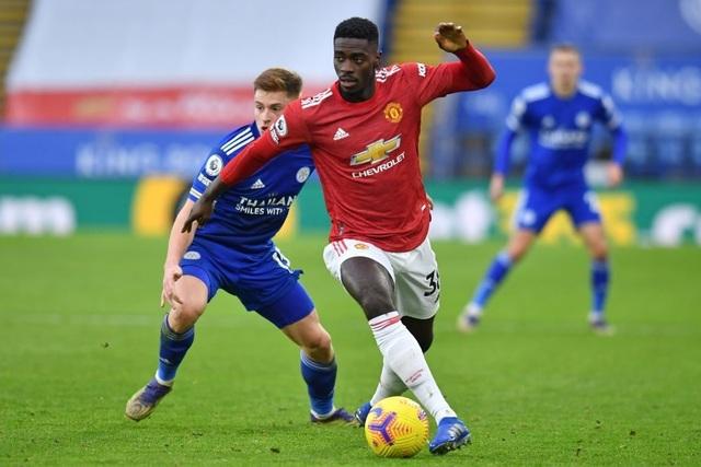 Hàng thủ lỏng lẻo, Man Utd tuột chiến thắng trước Leicester - 12
