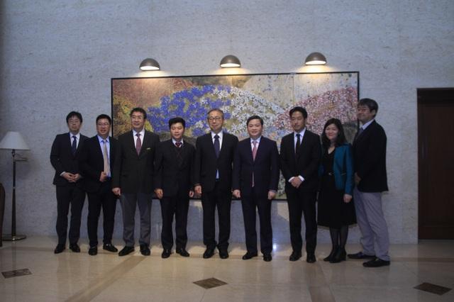 Chủ tịch HĐQT VietinBank gặp mặt song phương với Đại sứ Nhật Bản tại Việt Nam - 3