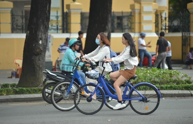 Thí điểm xe đạp công cộng thông minh ở trung tâm Sài Gòn - 1