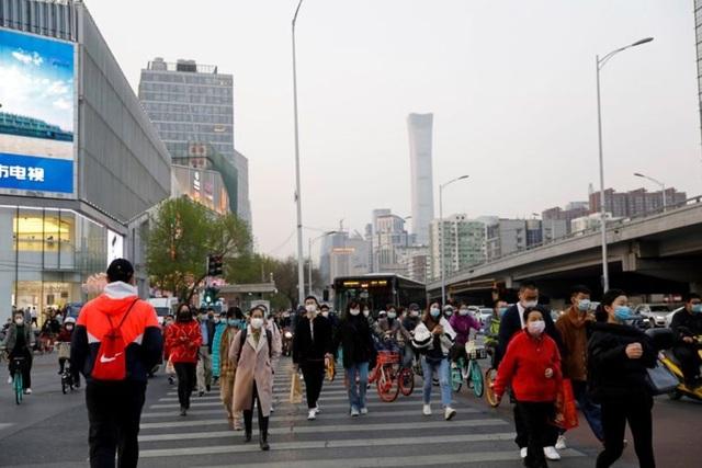 Trung Quốc mất điểm trên trường quốc tế  - 1