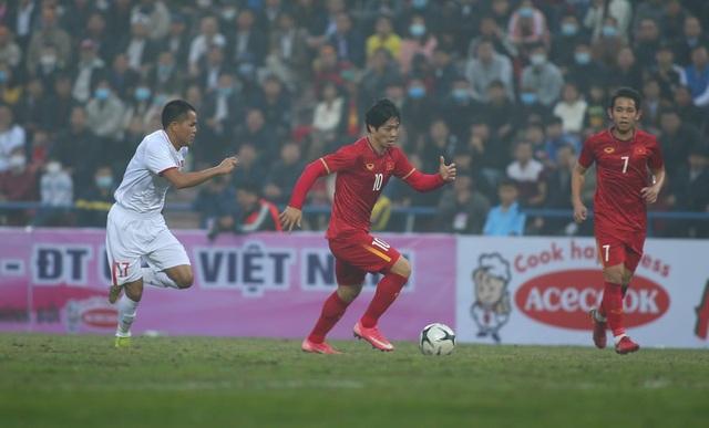 HLV Park Hang Seo: Đội tuyển Việt Nam thua 2 bàn không phải là vấn đề - 2