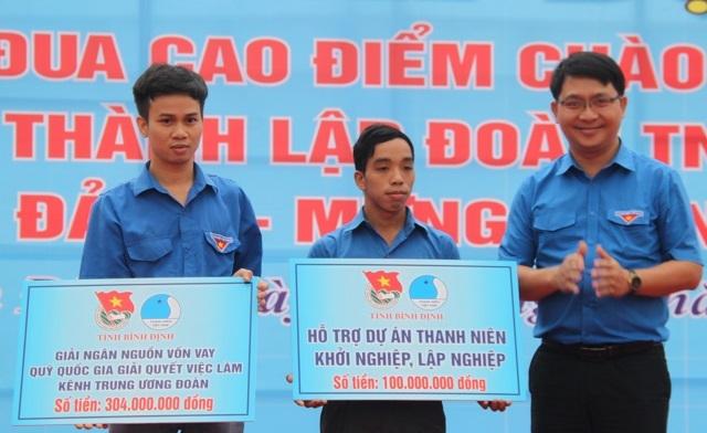Tuổi trẻ Bình Định mở đợt cao điểm 90 ngày thi đua làm nghìn việc tốt - 5