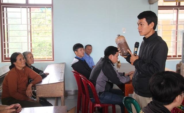 Tuổi trẻ Bình Định mở đợt cao điểm 90 ngày thi đua làm nghìn việc tốt - 6