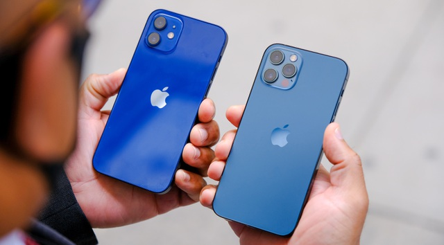 Shopping cuối tuần: iPhone 12 và loạt di động giảm giá mạnh - 1